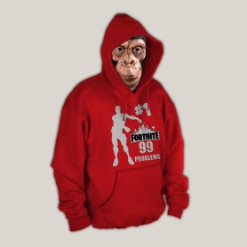 Sudadera Fortnite 99 Problems