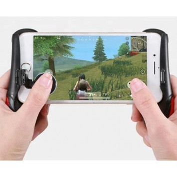 Grip Gamepad Portable con Botón de fuego
