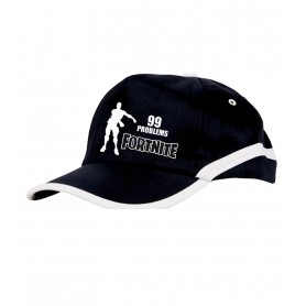 Fortnite Gorra 99 Problems Azul Marino