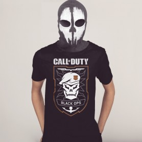 Camiseta Call of Duty Black...