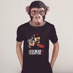 Camiseta Red Dead Redemption II