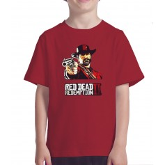 Camiseta Niño Red Dead Redemption II