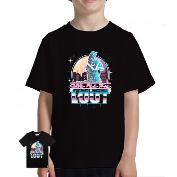 Camiseta Fortnite Loot® niño