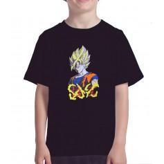 Camiseta Goku Niño