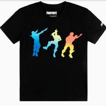Camiseta Fornite Dancers