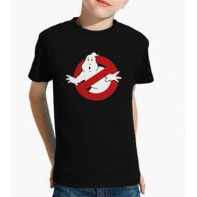 Camiseta Cazafantasmas Niño