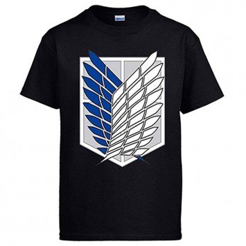Camiseta Attack on Titan