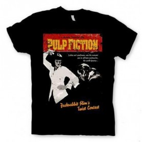Camiseta Pulp Fiction