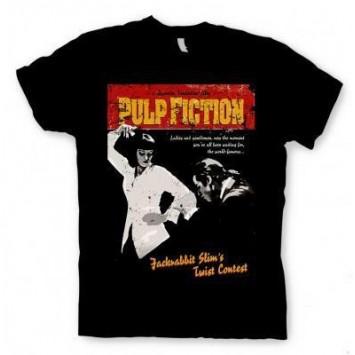 Camiseta Pulp Fiction