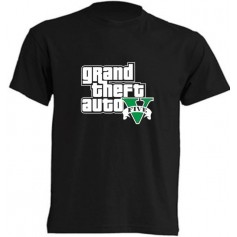 Camiseta GTA 5 Niño | Grand Theft Auto 5