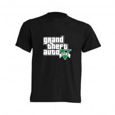 Camiseta GTA Grand Theft Auto 5