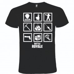 CAMISETA BATTLE ROYALE GAMING