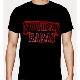 Camiseta Movidas Raras