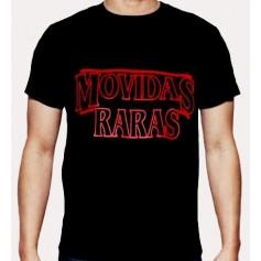 Camiseta Movidas Raras