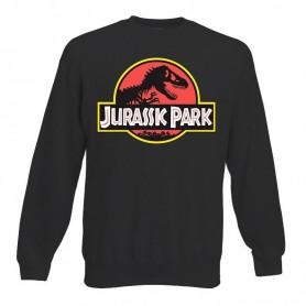 Sudadera Jurassic Park sin Capucha