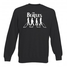 Sudadera The Beatles sin Capucha