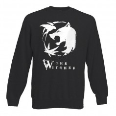 Sudadera The Witcher sin Capucha