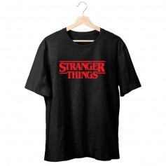 Camiseta Stranger Things Logo
