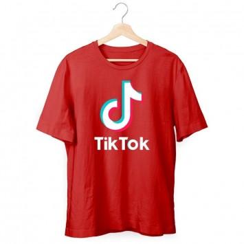 Camiseta Tik Tok Niño