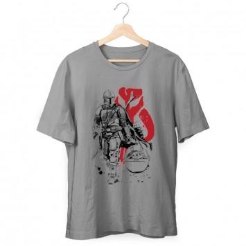 Camiseta The Mandalorian Niño