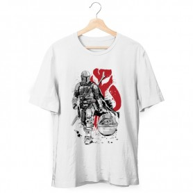 Camiseta The Mandalorian Niño