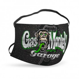 Mascarilla Gas Monkey Garage