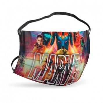 Mascarilla Marvel