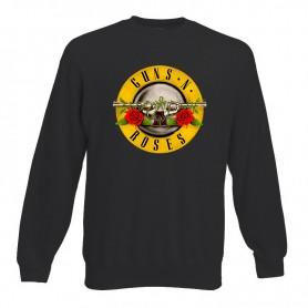 Sudadera Guns N' Roses Sin Capucha