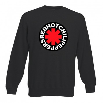 Sudadera Red Hot Chili Peppers Sin Capucha