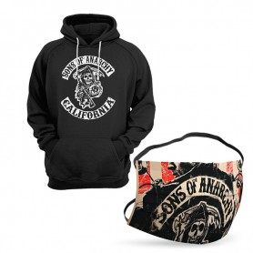 Oferta Sons of Anarchy + Mascarilla Sons of Anarchy