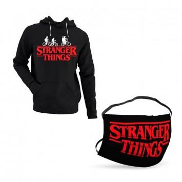 Oferta Sudadera Stranger Things + Mascarilla Stranger Things