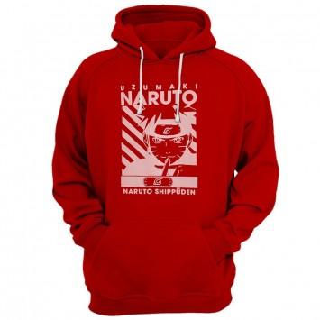 Sudadera Naruto Uzumaki