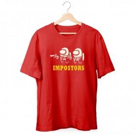 Camiseta Among Us Impostor Niño