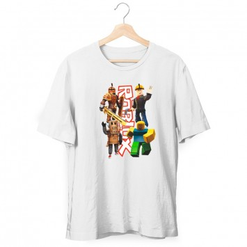 Camiseta Roblox Niño