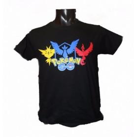 Camiseta Pokémon Go