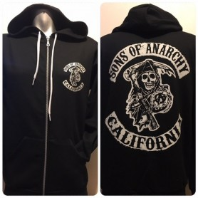 Sudadera Sons of Anarchy...