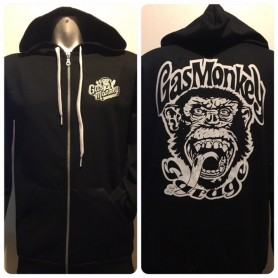 Sudadera Gas Monkey con...