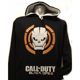 Sudadera Call Of Duty Black Ops 3 Negra
