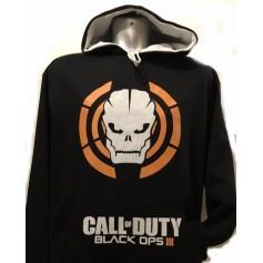 Sudadera Call Of Duty Black Ops 3 Negra