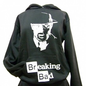 Sudadera Breaking Bad negra