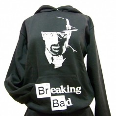 Sudadera Breaking Bad negra