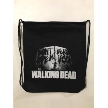 Mochila Algodón Walking Dead