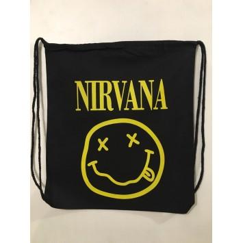 Mochila Algodón Nirvana