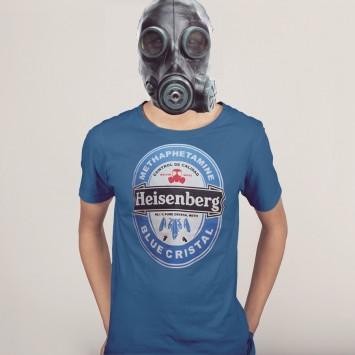 906731068f49b Ya puedes adquirir la camiseta de tu personaje favorito Heisenberg. de la  serie Breaking Bad.