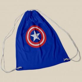 Bolsa Algodón Capitán América