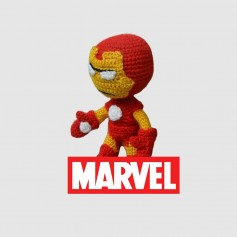 Amigurumi Iron-Man