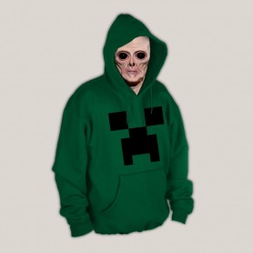 Sudadera MineCraft Creeper