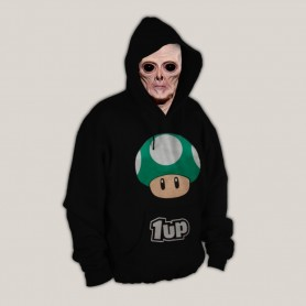 Sudadera Seta 1UP Nintendo