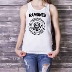 Camiseta Tirantes Ramones