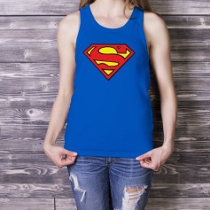 Superwoman Camiseta Tirantes